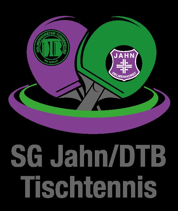 Logo SG Jahn / DTB Tischtennis