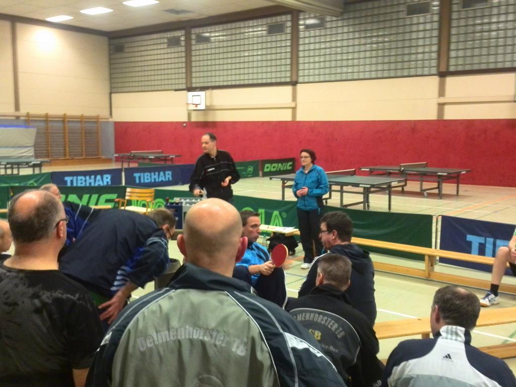 Thorsten und Irene erklären den Turniermodus
